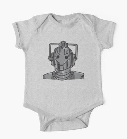 Cyberman One Piece - Short Sleeve