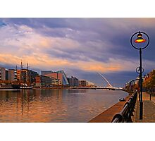 Dublin Docklands Photographic Print