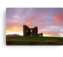 Ballycarbery Castle,Cahersiveen, Co.Kerry Canvas Print