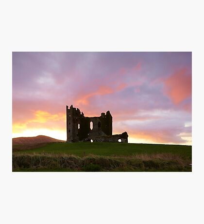 Ballycarbery Castle,Cahersiveen, Co.Kerry Photographic Print