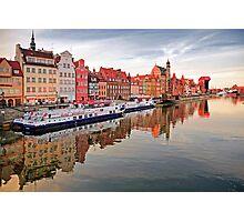 Gdansk, Poland Photographic Print