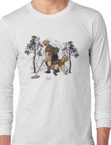 Diamond Hunting Long Sleeve T-Shirt