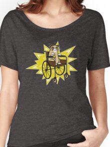 Breaking Grumpy Women's Relaxed Fit T-Shirt