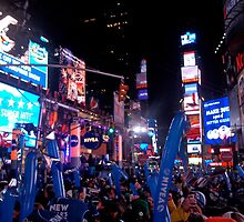 New Years Eve in New York City! by Jennifer Patterson