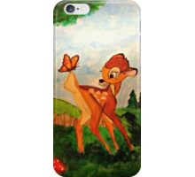 Bambi Disney iPhone Case/Skin