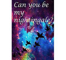 Nightingale Photographic Print