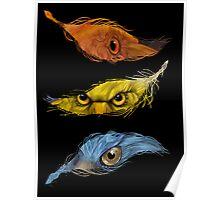 The Legendary Birds Poster