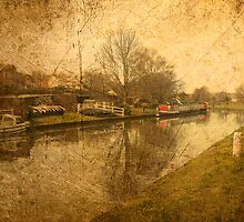 The Canal Basin by Rob Hawkins