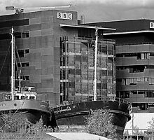 Grain Boats And The BBC. by Stan Owen