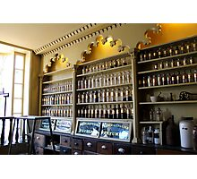 Stabler-Leadbeater Apothecary Photographic Print