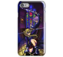Battle At The Cathedral Anime iPhone Case/Skin