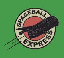 Spaceballs futurama mash up Kids Clothes