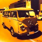 Kombi. by Bob Hickman