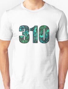 310 Doodle Unisex T-Shirt
