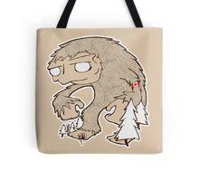 Sasquatch Friend Tote Bag