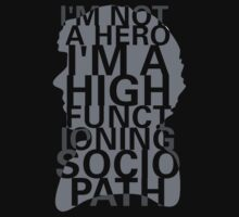 I'm Not a Hero. by QuinOfWesteros