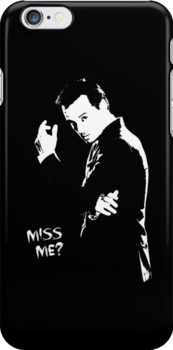Miss me? by nimbusnought