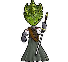 VASTRA, Doctor Who by Bantambb