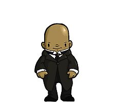 STRAX, Doctor Who by Bantambb