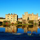 Leeds Castle in Kent by SteveHphotos