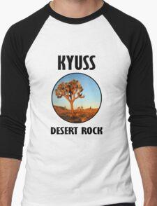 Kyuss - Desert Rock Men's Baseball ¾ T-Shirt