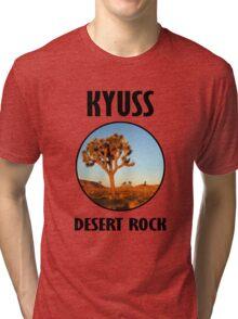 Kyuss - Desert Rock Tri-blend T-Shirt