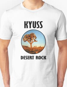 Kyuss - Desert Rock T-Shirt