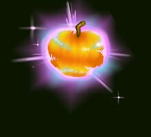 Enchanted Golden Apple by Cheesefund