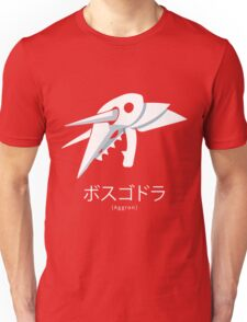 Minimal Aggron  Unisex T-Shirt