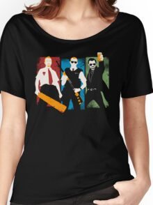 Blood and Ice Cream  Women's Relaxed Fit T-Shirt