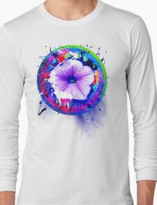 project Flower Long Sleeve T-Shirt
