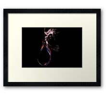 Apparition of the Hangman Framed Print