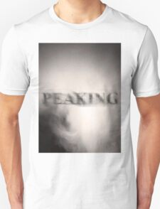 'Peaking' - Affiliates Unisex T-Shirt
