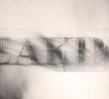 'Peaking' - Affiliates Sticker