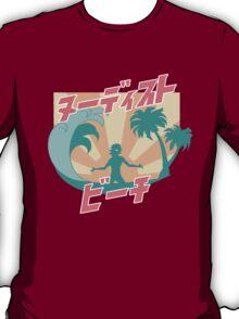 NUDIST BEACH T-Shirt