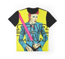 There's a Starman Graphic T-Shirt
