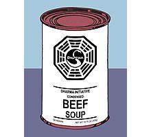 Dharma Beef Soup Photographic Print