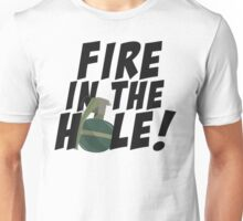 CSGO: Fire in the Hole! Unisex T-Shirt