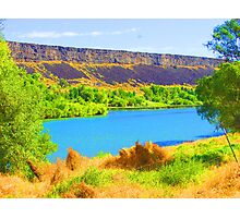 """Snake River"" by Carter L. Shepard Photographic Print"