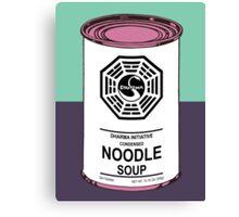 Dharma Noodle Soup Canvas Print