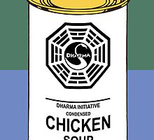Dharma Noodle Soup Can by darrster