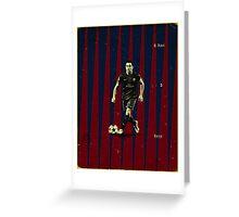 Xavi Greeting Card
