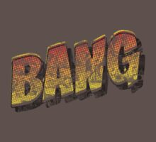 Bang Comic Effect Marvel Background by Art-Maniacs