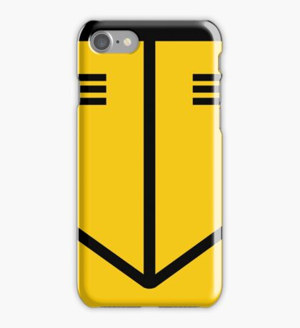Star Blazers Nova uniform iPhone Case/Skin