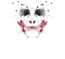 The Dark Knight: Joker Rorschach by John Glynn