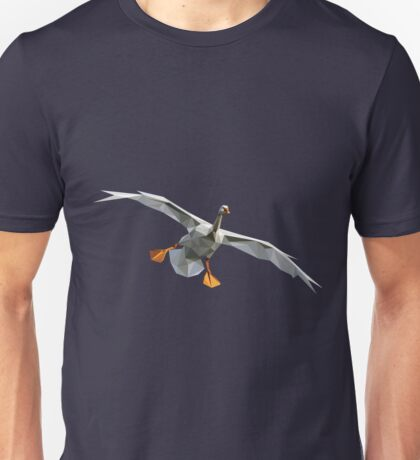 Goofy Bird Unisex T-Shirt