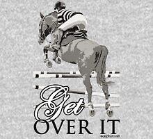 Get Over It Zipped Hoodie