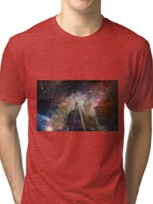 Staircase to Imagination Tri-blend T-Shirt