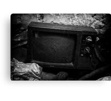 Sears TV Canvas Print