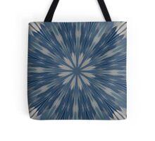 Digital Blue Tote Bag
